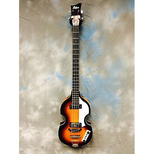 Hofner HIBBSBO1 Violin 2 Tone Sunburst Electric Bass Guitar