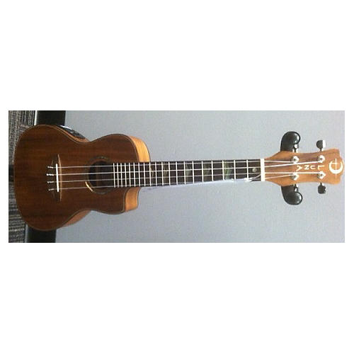 Luna Guitars HIGHTIDE HTC KOA Acoustic Electric Ukulele