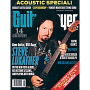 Hal Leonard HLP 77772232 GUITAR PLAYER MAGAZINE HOLIDAY ISSUE 2015