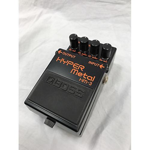 Boss HM-3 Hyper Metal Effect Pedal