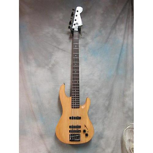Fender HM Bass V Stripped Electric Bass Guitar-thumbnail