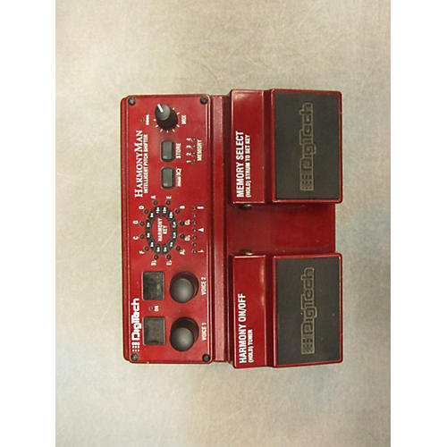 Digitech HM2 HarmonyMan Intelligent Pitch Shifter Effect Pedal