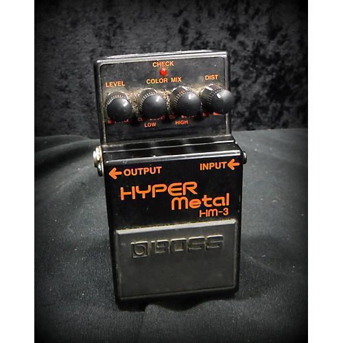 Boss HM3 Effect Pedal