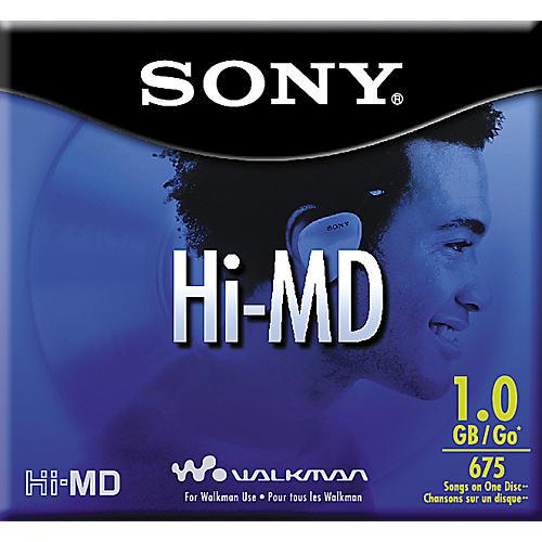 Sony HMD1GL Hi-MD 1GB MiniDisc-thumbnail