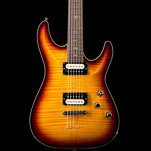 Schecter Guitar Research HOLLYWOOD CLASSIC HH Vintage Burst