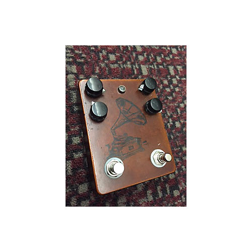 Mercy Seat Effects HORNS OF JERICHO Effect Pedal-thumbnail