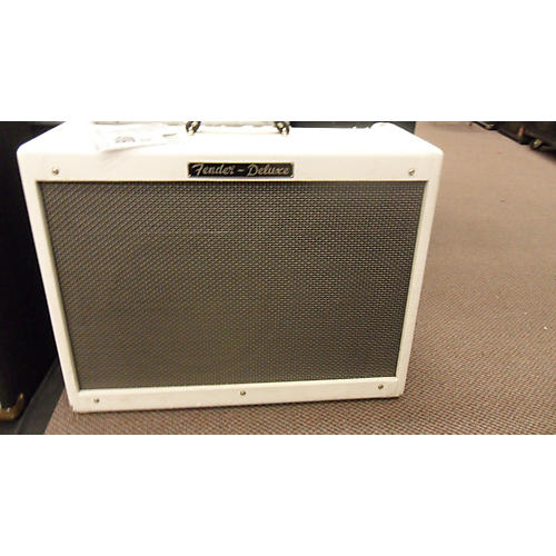 Fender HOT ROD DELUXE WHITE LIGHTNING Tube Guitar Combo Amp