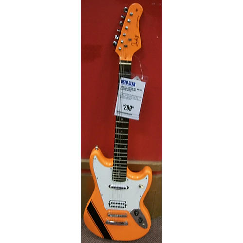Indy Custom HOT ROD PIN UP Solid Body Electric Guitar