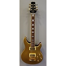 Peavey HP Signature Series Gold Top Electric Guitar