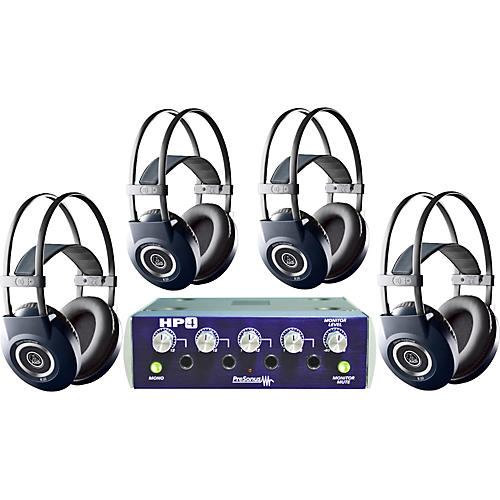 AKG HP4/K99 Headphone Four Pack-thumbnail
