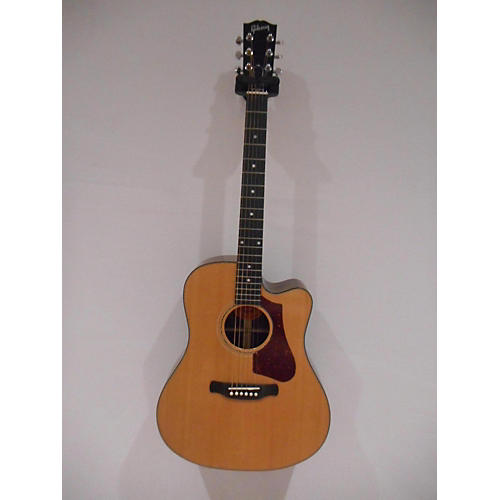 used gibson hp635w acoustic electric guitar guitar center. Black Bedroom Furniture Sets. Home Design Ideas
