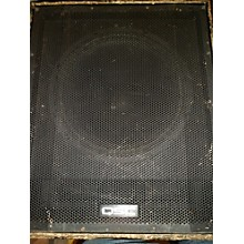QSC HPR181 Powered Subwoofer