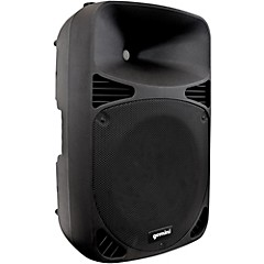 "HPS-15BLU 15"" D-Class Powered Speaker with Bluetooth"