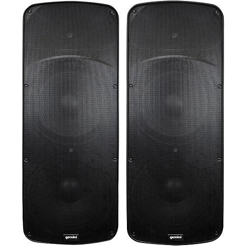 Gemini HPS-215BLU Dual 15 D-Class Powered Speaker Pair-thumbnail