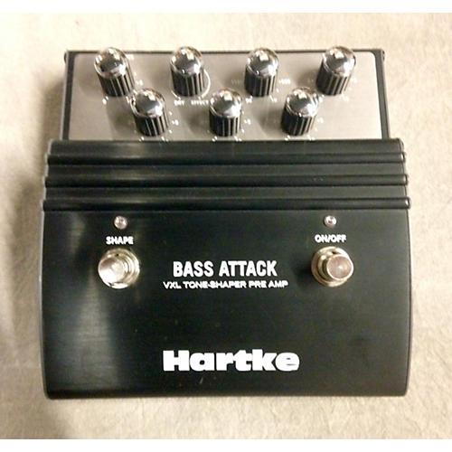 Hartke HPVXL1 VXL Bass Attack & Direct Box Bass Effect Pedal