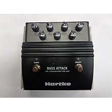 Hartke HPVXL1 VXL Bass Attack & Direct Box Bass Effect Pedal
