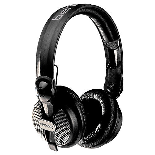 Behringer HPX4000 DJ Headphones-thumbnail