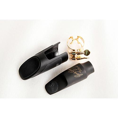 JodyJazz HR* Hard Rubber Soprano Saxophone Mouthpiece Model 6* (.065 Tip) 888365395135