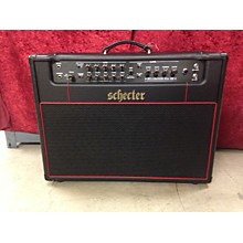 Schecter Guitar Research HR100-C212 Hellraiser USA 100W 2x12 Tube Guitar Combo Amp