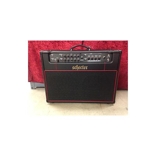 Schecter Guitar Research HR100-C212 Hellraiser USA 100W 2x12 Tube Guitar Combo Amp