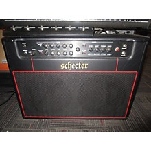 Schecter Guitar Research HR100-C212E Hellraiser Stage 100W 2x12 Tube Guitar Combo Amp