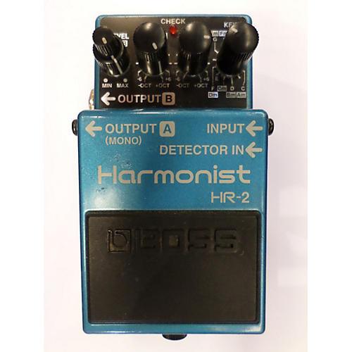 Boss HR2 Harmonist Effect Pedal