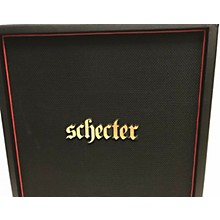 Schecter Guitar Research HR412-ST Hellraiser USA 4x12 Straight Guitar Cabinet