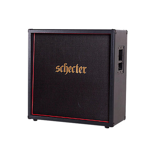 Schecter Guitar Research HR412-ST Hellraiser USA 4x12 Straight Guitar Speaker Cabinet