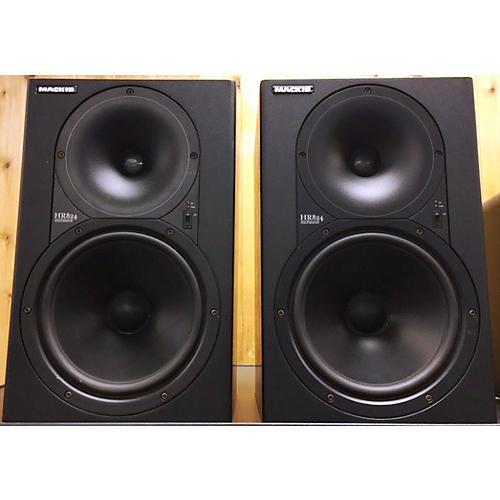 Mackie HR824 Pair Powered Monitor-thumbnail