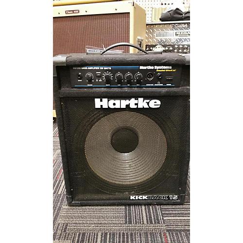 used hartke hs1200 bass combo amp guitar center. Black Bedroom Furniture Sets. Home Design Ideas