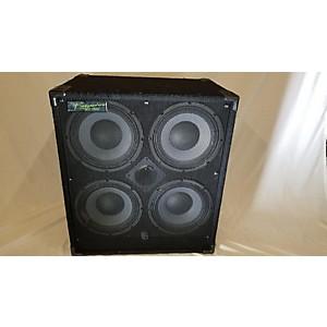 Pre-owned Bergantino HS410 Bass Cabinet by Bergantino