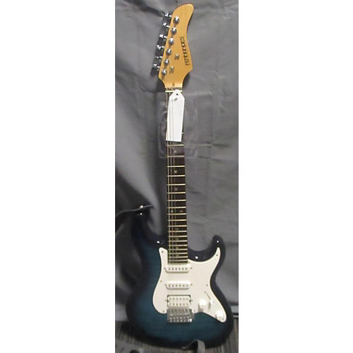 Fernandes HSS Solid Body Electric Guitar-thumbnail