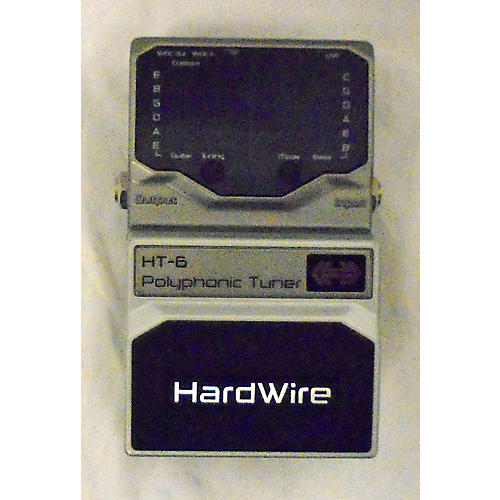 Digitech HT-6 Polyphonic Tuner Tuner Pedal