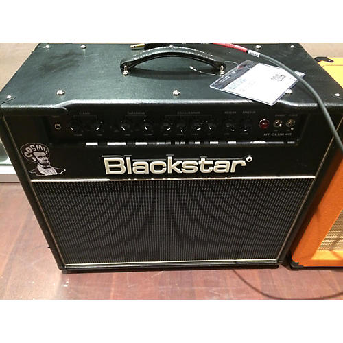 In Store Used HT Club 40 Tube Guitar Combo Amp