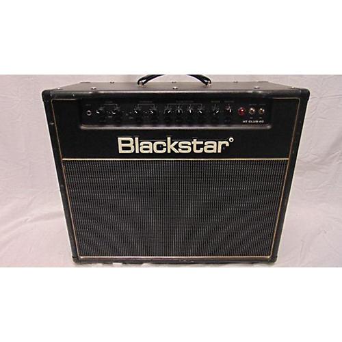 used blackstar ht club 40 venue 40w 1x12 tube guitar combo amp guitar center