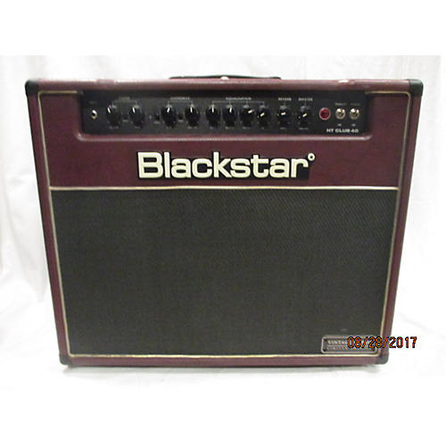 Blackstar HT Club 40W 1x12 Vintage Pro Limited Edition Tube Guitar Combo Amp-thumbnail