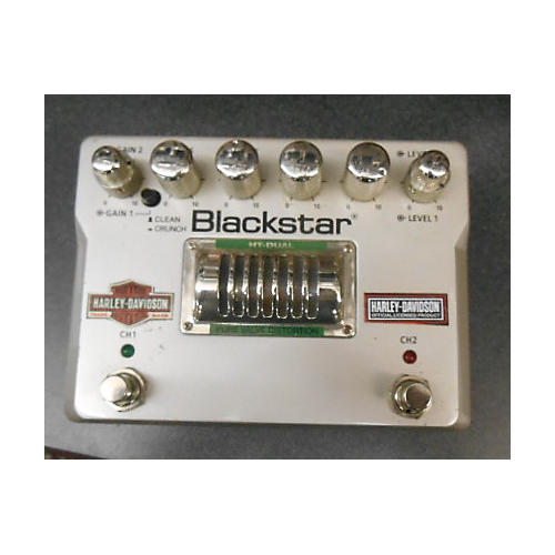 Blackstar HT-Dual Tube Dual Distortion Effect Pedal-thumbnail