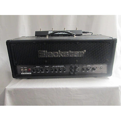 used blackstar ht metal series ht100h 100w tube guitar amp head guitar center. Black Bedroom Furniture Sets. Home Design Ideas