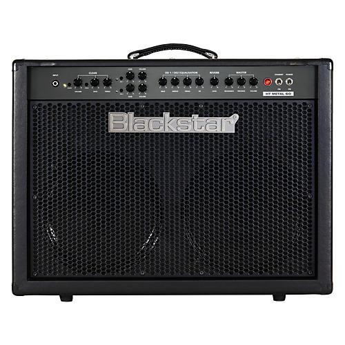 Blackstar HT Metal Series HTMETAL60C 60W 2x12 Tube Guitar Combo w/Reverb-thumbnail