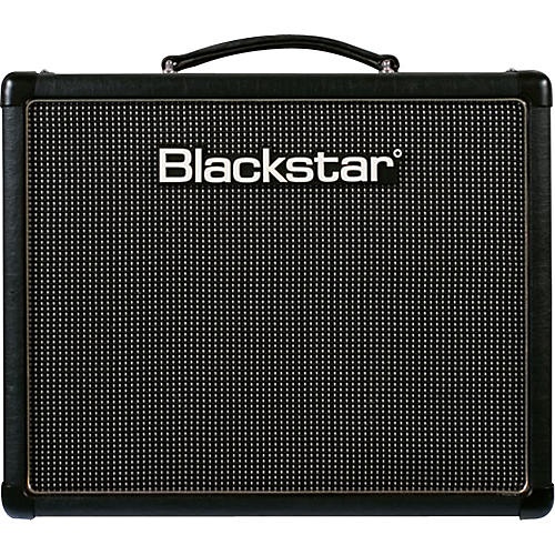 Blackstar HT Series 5W 1x10 Tube Guitar Combo Amp Black