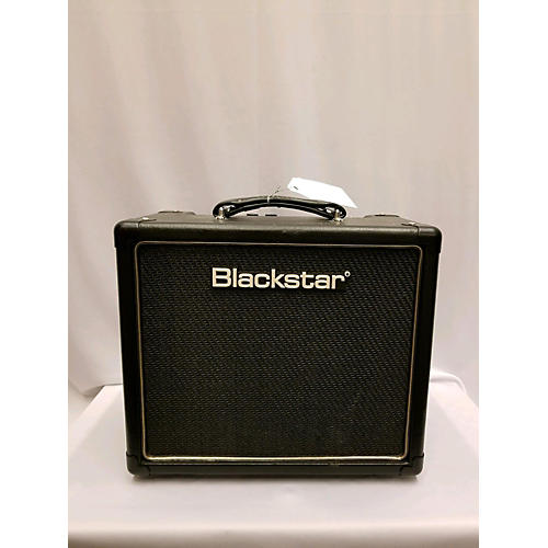 used blackstar ht series ht1 1w 1x8 tube guitar combo amp guitar center. Black Bedroom Furniture Sets. Home Design Ideas