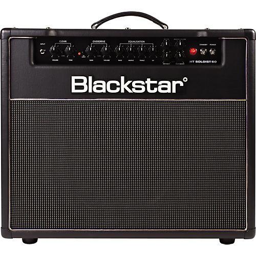 Blackstar HT Soloist 60W 1x12 Tube Guitar Combo Amp Black