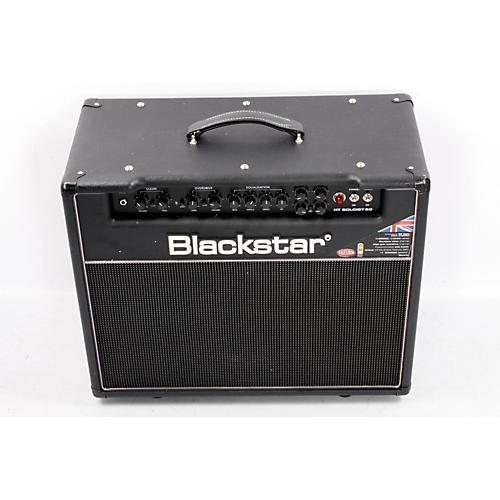 Blackstar HT Soloist 60W 1x12 Tube Guitar Combo Amp
