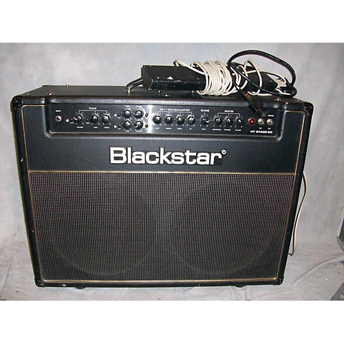 Blackstar HT Stage 60 HT60 2x12 Tube Guitar Combo Amp