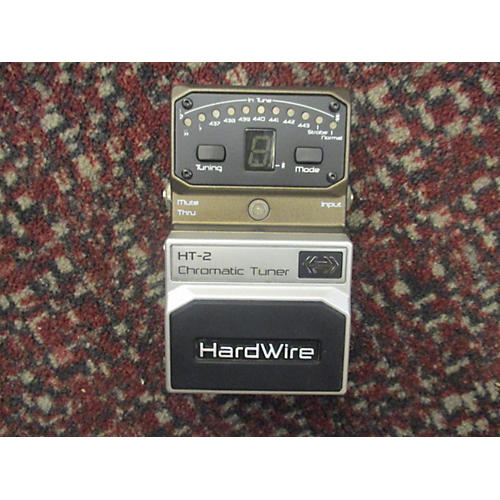 Digitech HT2 Hardwire Chromatic Tuner Double Bass Drum Pedal