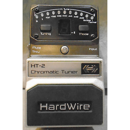 Digitech HT2 Hardwire Chromatic Tuner Tuner-thumbnail