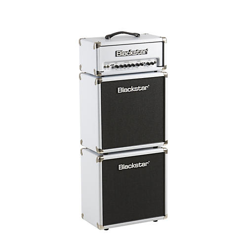 Blackstar HT5R 5W 2x12 Tube Guitar Mini Stack w/Reverb White