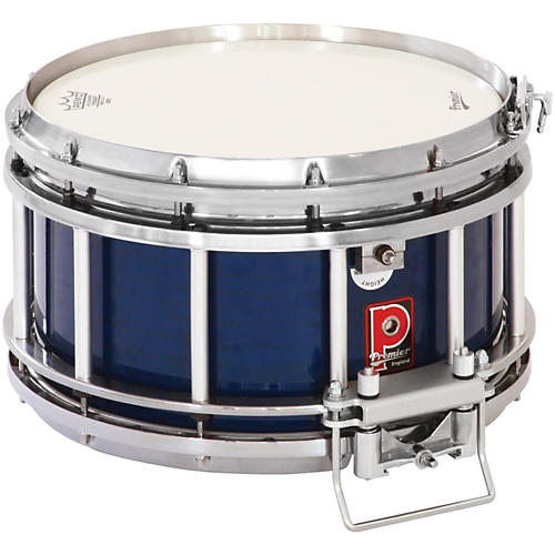 Premier HTS 400 Snare Drum 14 x 12 in. Ebony Black Lacquer-thumbnail