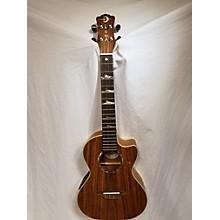 Luna Guitars HTT OVA Ukulele