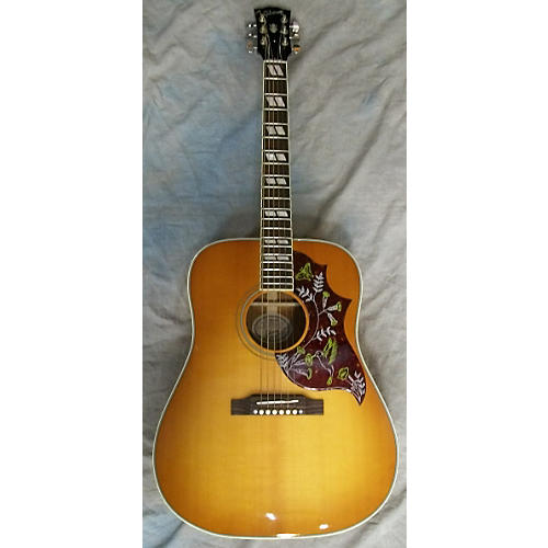 used gibson hummingbird acoustic electric guitar guitar center. Black Bedroom Furniture Sets. Home Design Ideas